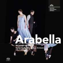 Richard Strauss (1864-1949): Arabella, 3 SACDs
