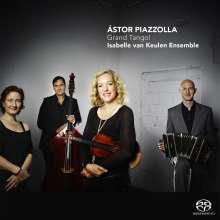 Astor Piazzolla (1921-1992): Grand Tango!, SACD