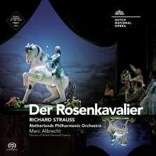 Richard Strauss (1864-1949): Der Rosenkavalier, 3 SACDs