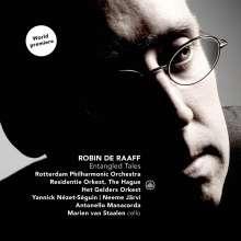 "Robin de Raaff (geb. 1968): Symphonie Nr.3 ""Illumination...Eclipse"", CD"