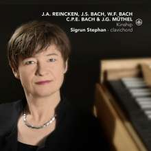 Sigrun Stephan - Kinship, CD