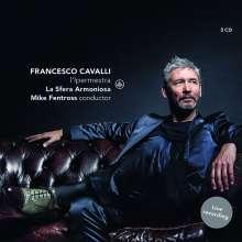 Francesco Cavalli (1602-1676): I'Ipermestra, 3 CDs