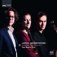 Ludwig van Beethoven (1770-1827): Klaviertrios Vol.3, SACD