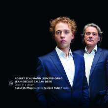 Raoul Steffani - Deep in a Dream, CD