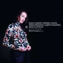 Marie Francois - Ecletic / Being Me, CD