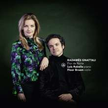 Radames Gnattali (1906-1988): Violinsonate, CD