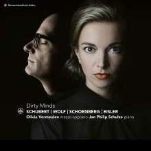 Olivia Vermeulen - Dirty Minds, CD