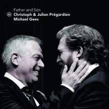 Christoph & Julian Pregardien - Father and Son (für jpc exklusiv signierte Exemplare), CD