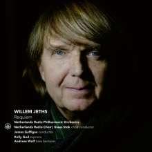 Willem Jeths (geb. 1959): Requiem, CD