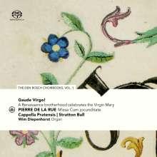 Gaude Virgo! - The den Bosch Choirbooks Vol.1, Super Audio CD