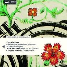 Ezekiel's Eagle - The den Bosch Choirbooks Vol.2, Super Audio CD