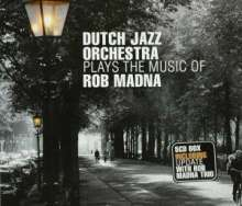 Dutch Jazz Orchestra: Plays The Music Of Rob Madna, 5 CDs