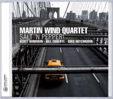 Martin Wind (geb. 1968): Salt 'N Pepper, CD