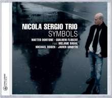Nicola Sergio: Symbols, CD