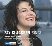 WDR Big Band Köln: Sing!, CD
