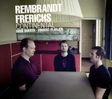 Rembrandt Frerichs (geb. 1977): Continental, CD
