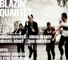 Blazin' Quartet: Jalkan Bazz, CD