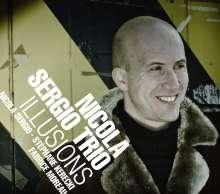 Nicola Sergio Trio - Illusions, CD