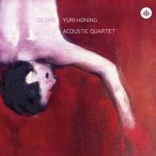 Yuri Honing (geb. 1965): Desire, CD