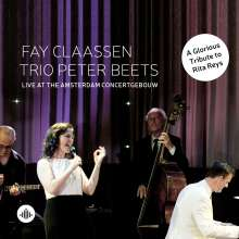 Fay Claassen & Peter Beets: Live At The Amsterdam Concertgebouw, CD