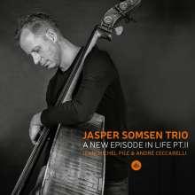 Jasper Somsen (geb. 1973): A New Episode In Life Pt. II, CD