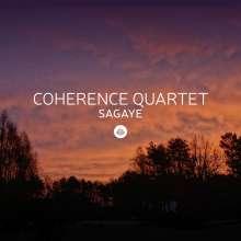 Coherence Quartet: Sagaye, CD