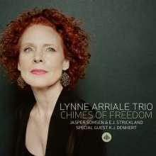 Lynne Arriale (geb. 1957): Chimes Of Freedom, CD