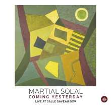 Martial Solal (geb. 1927): Coming Yesterday: Live At Salle Gaveau 2019, CD