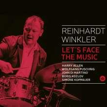 Reinhardt Winkler: Let's Face The Music, CD