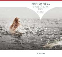 Michael van der Aa (geb. 1970): Imprint für Violine & Barockorchester, CD
