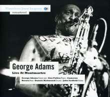 George Adams (1940-1992): Live At Montmartre, CD