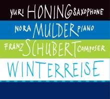 Franz Schubert (1797-1828): Winterreise D.911 (für Saxophon & Klavier), CD