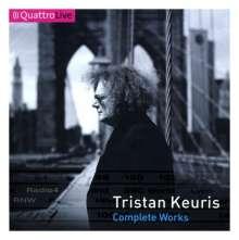 Tristan Keuris (1946-1996): Sämtliche Werke, 11 CDs