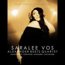 Saralee Vos / Alexander Beets Q: Great American Songbook Vol.1, CD