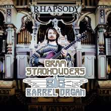 Bram Stadhouders: Big Barrel Organ, CD