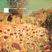 Pieter Wispelwey & Paolo GIacometti - Schubert / Brahms, CD
