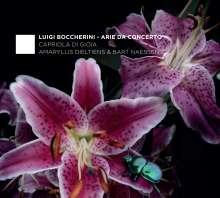 Luigi Boccherini (1743-1805): Arie da Concerto, CD