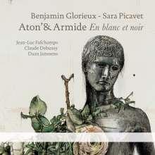 Benjamin Glorieux und Sara Picavet - Aton & Armide, CD