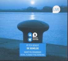 Peter Benoit (1834-1901): De Schelde (Oratorium), 2 CDs