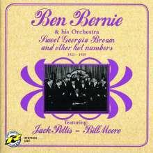 Ben Bernie & His Orchestra: Sweet Georgia Brown & Other..., 2 CDs