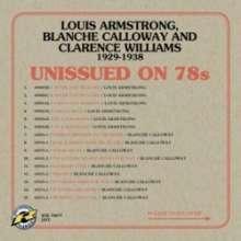 Unissued On 78s: 1929 - 1938, CD