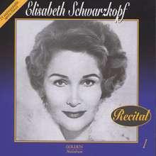 Elisabeth Schwarzkopf - Recital, CD
