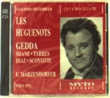Gedda/shane/tarres/marzendorf: Meyerbeer: Les Huguenots, CD
