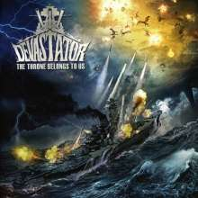 Devastator: The Throne Belongs to Us, CD