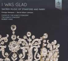King's Consort Choir - I Was Glad, CD