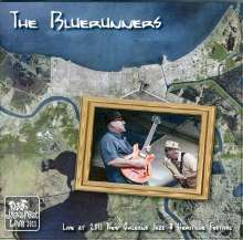 Bluerunners: Live At Jazz Fest 2011, CD