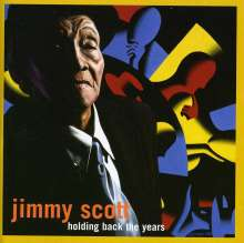 Jimmy Scott (1925-2014): Holding Back The Years, CD