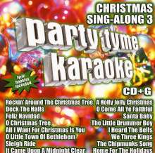 Party Tyme Karaoke: Christmas, CD
