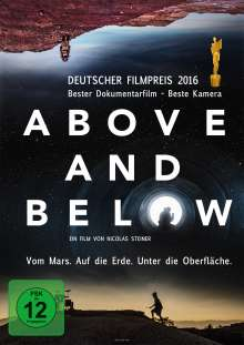 Above and Below (OmU), DVD