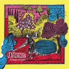 Monsieur Doumani: Grippy Grappa, CD